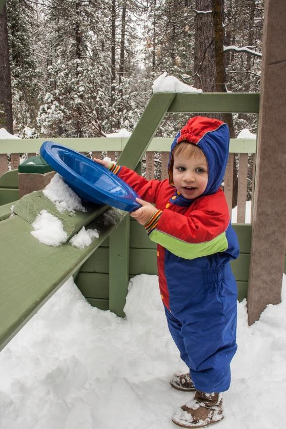 Sunday Funday Snow in Idylwild 07