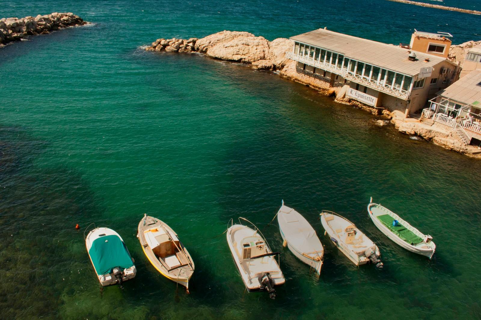 Marseille Port 02