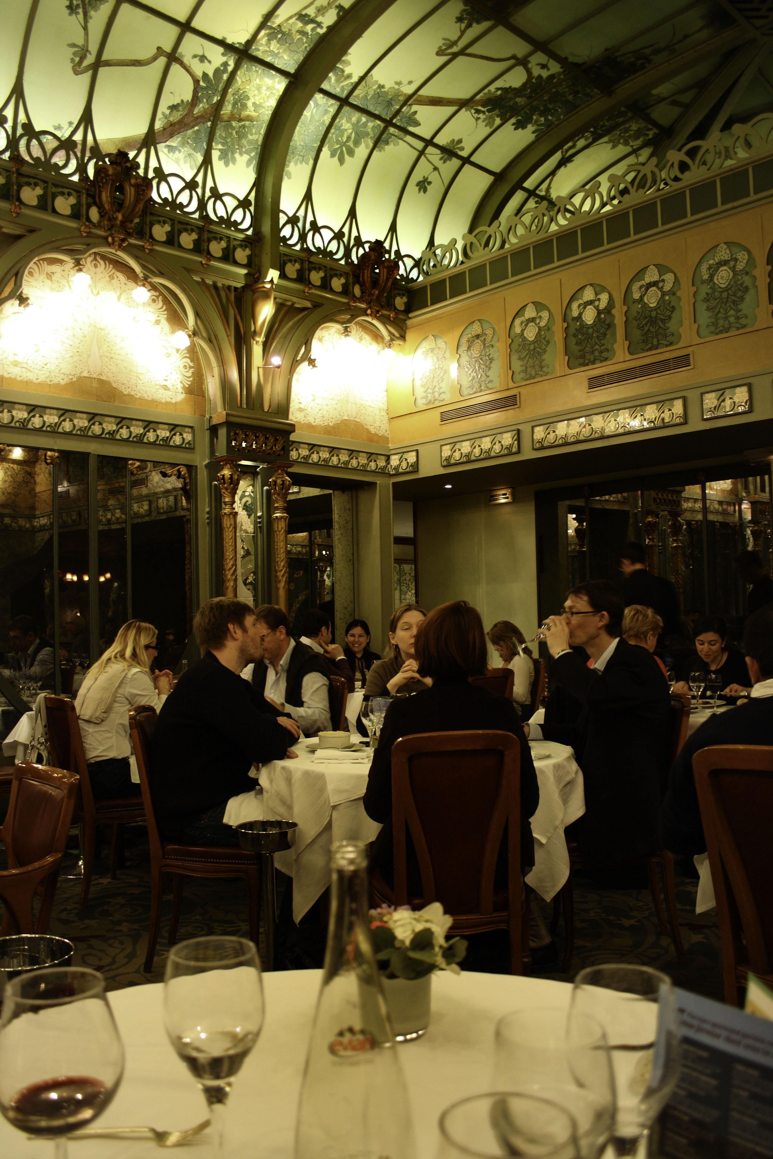 Restaurant Caron Nantes