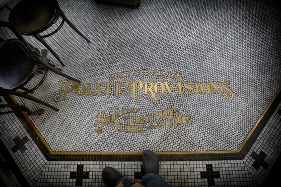 Polite Provisions 12