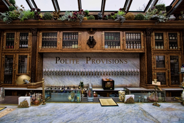 Polite Provisions 13